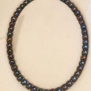 Jewelry - Genuine Blue Lagoon freshwater pearl necklace